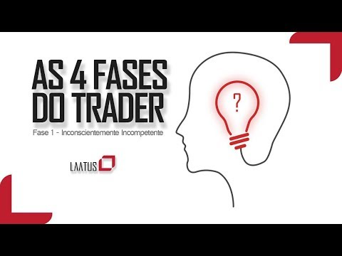As 4 fases do Trader - Fase 1 - Inconscientemente Incompetente