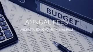 2018-19 Annual Fees