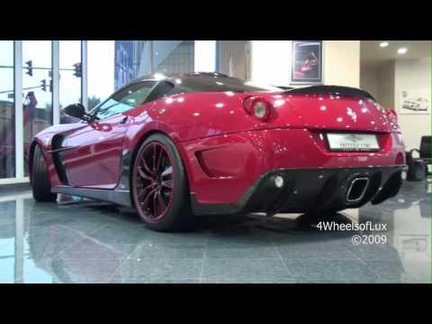Ferrari 599 GTB Fiorano Stallone Mansory