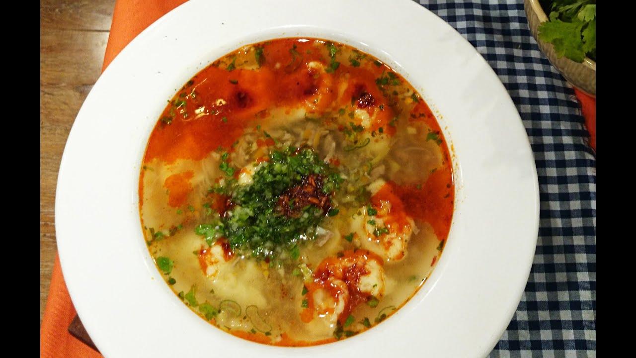 Sopa de concones