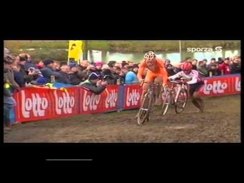 WK cyclocross 2007 - Hooglede Gits - Lars Boom