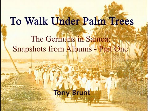 Book Launch at Vailima Apia Samoa, 21 April 2017
