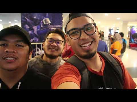 Vlog-ish at Malaysia Cyber Games