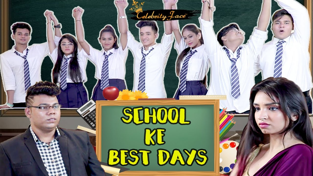 School Ke Best Days - Episode 1 | Celebrity Face Originals & Rakesh Dwivedi Productions |