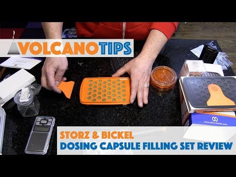 Storz & Bickel Dosing Capsule Filling Set Review