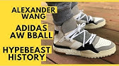 premium selection 06613 a92c1 ALEXANDER WANG x ADIDAS AW BBALL LO UNBOXING AND REVIEW!!! -