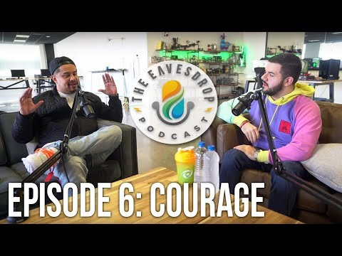 CouRage - From Caster To The King of Twitch Prime | The Eavesdrop Podcast Ep 6