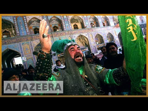 Day of Ashoura marked in Karbala
