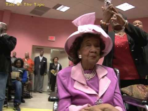 DPR Honors Dorothy Height