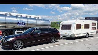 Camping Marina - Zufahrt zum Campingplatz Sveta Marina bei Labin /HR in realtime