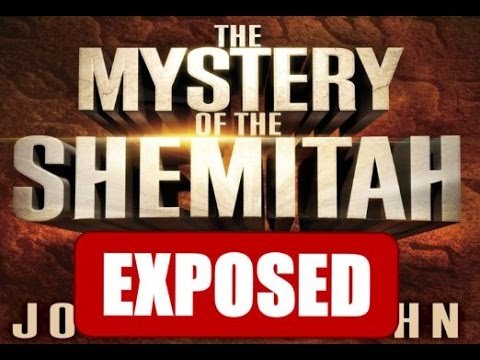 The SHEMITAH Exposed: RenneM, Freemasonry, 09/11, Heter Mechira & More