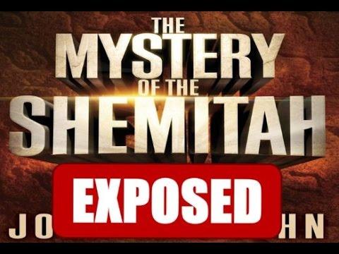 The SHEMITAH Exposed: RenneM, Freemasonry, 09/11, Heter Mechira & More