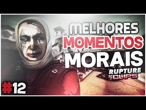 #12 MORAIS: TWITCH MELHORES MOMENTOS