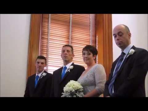 Chris and Fee's Wedding  Ceremony