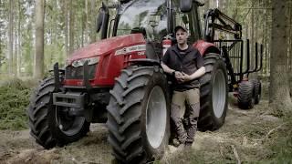 Är detta världens bästa allroundtraktor för skogsbruk?