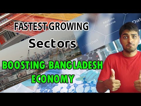 "Bangladesh's Fastest Growing Industrial sectors  || ""SHONAR BANGLA"" Ep28"