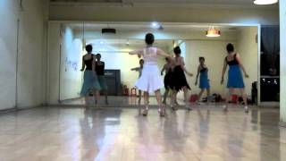 My Foolish Heart - Line Dance - Nancy Lee ( July 2015)