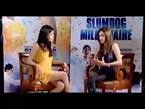 Freida Pinto on Amitabh Bachchans comments on Slumdog