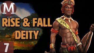 Video Civ 6: Rise and Fall - Let's Play Deity Shaka / Zulu - Part 7 download MP3, 3GP, MP4, WEBM, AVI, FLV Maret 2018