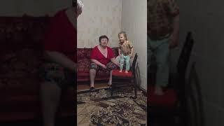 Стих с бабушкой и дедушкой