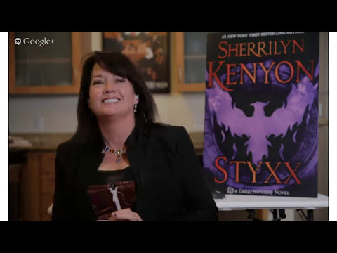 Sherrilyn Kenyon's STYXX Google+ Hangout on Air