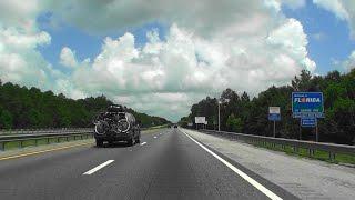 WELCOME TO FLORIDA ON I-10