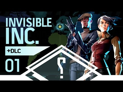 Invisible Inc. Contingency Plan Gameplay | Part 01 w/ TheTacticalGmr