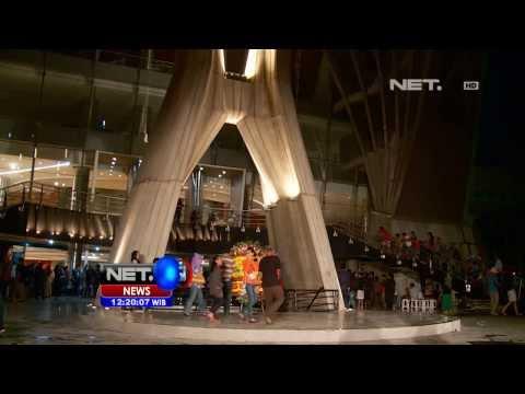 NET12 - Jember Fashion Carnaval Indoor Concert di Taman Ismail Marzuki