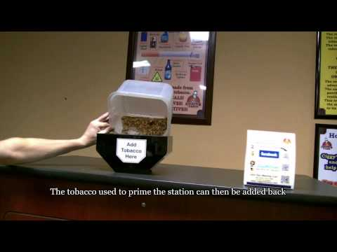 Rolling Your Own Smokes with an RYO Filling Station