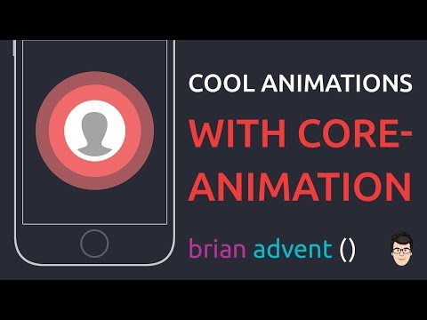 iOS Swift Tutorial: Cool Animations with Core Animation