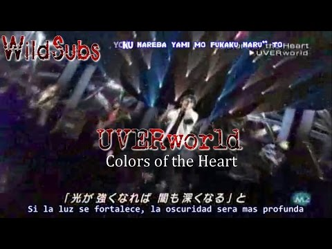 [Live Show] UVERworld - Colors of the Heart subespañol