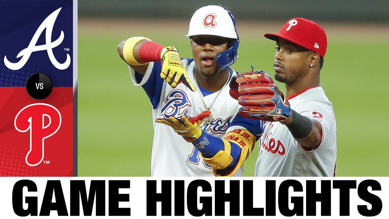 Download Braves vs. Phillies Game Highlights (4/9/21)   MLB Highlights