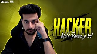 ? PUBG MOBILE LIVE RANK PUSH TO CONQUEROR | HACKER NAHI PAPA JI BOL