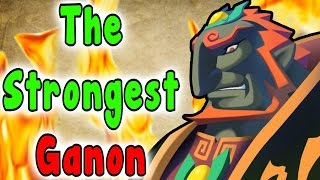Zelda Theory - Which Ganondorf Is The STRONGEST?