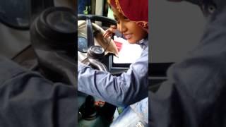 Telolet bus lisa trans