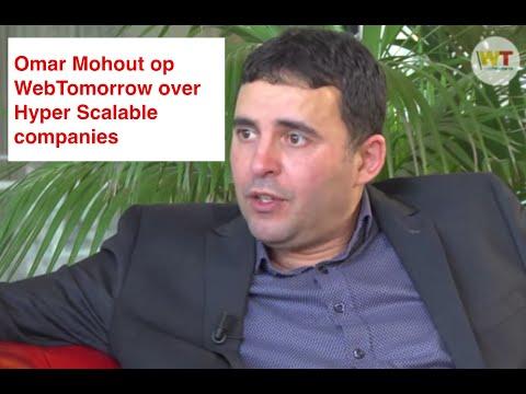 Omar Mohout (Growth Engineer Sirris) at WebTomorrow 2015, Ghent, Belgium