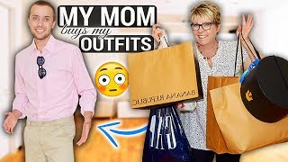 My_Mom_Buys_My_Outfits!