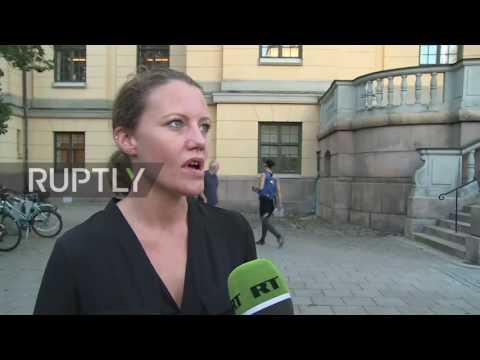 Sweden: Assange under serious threat says WikiLeaks editor