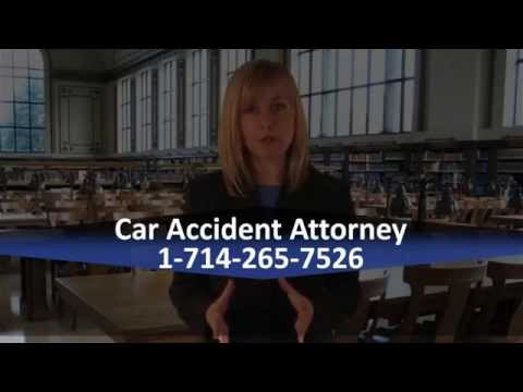 Car Accident Lawyers in Orange County - Auto Injury Law Help