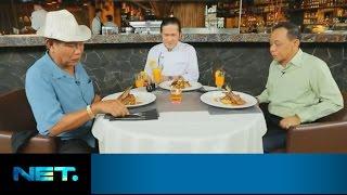 Tarzan & Eko DJ - Premium Lamb Chop | Chefs Table | Chef Chandra | NetMediatama