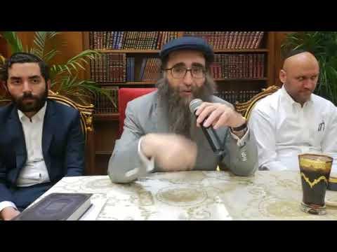 הרב פינטו - קבלת התורה בעם ישראל