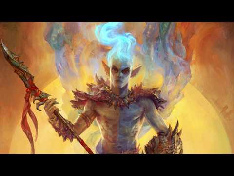 Exploring Elder Scrolls: Vivec