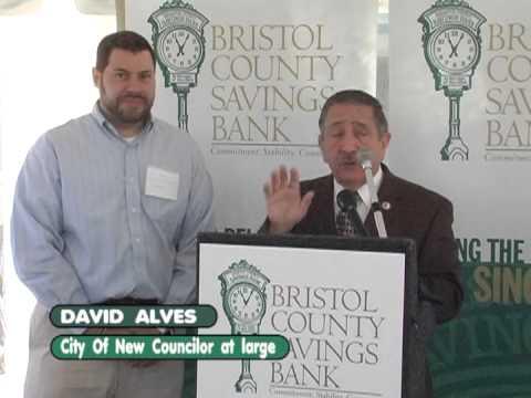 Bristol County Savings Bank Grand Open & Ribbon Cutting 4-17-13