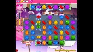 Candy Crush Saga - Level 1400 (No boosters)