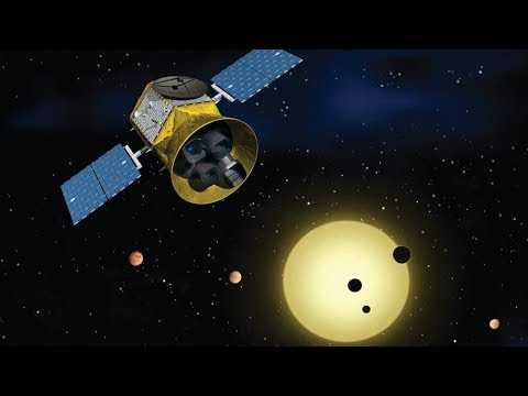TESS - Transiting Exoplanet Survey Satellite