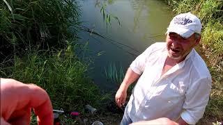 Рыбалка в Дагестане на каналах.