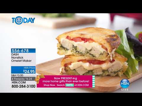 HSN | HSN Today: Kitchen Gadget Gifts 12.19.2017 - 07 AM
