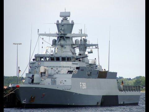 German Navy - Braunschweig - F260