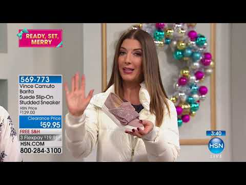 HSN | Vince Camuto Collection 12.08.2017 - 04 PM