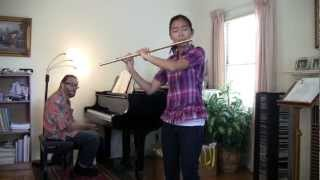 Mozart Flute Concerto No.1 in G major, K313, 1st Movement